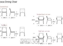 average width of dining table standard dining room chair dimensions createfullcircle com