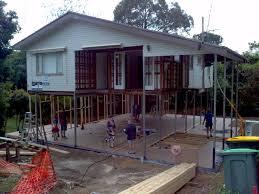 build my house house raising in brisbane restumping raise my house
