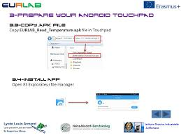 how to read apk files istituto tecnico industriale a monaco eurlab european robotic