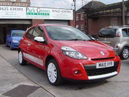renault clio 1 5 s dci 3dr manual for sale in macclesfield park