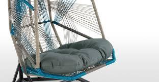 Egg Chair Hanging Outdoor Modern Outdoor Hanging Chairs Skyline Fabio Hanging Chairmodern
