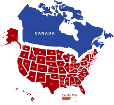 map of united states canada free shipping garmin numaps lifetime map update gift card