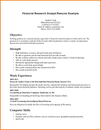senior financial analyst resume sle 28 images 69 financial