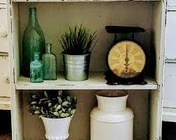 White Cottage Bookcase by White Bookcase Etsy