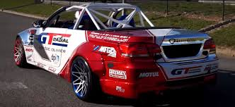 Bmw M3 Convertible - e93 bmw m3 convertible drift car loses its german v8 for a