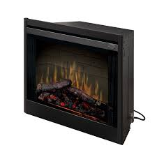 dimplex 23 in electric fireplace insert hayneedle
