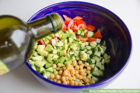 pasta salad with tuna how to make healthy tuna pasta salad 10 steps with pictures