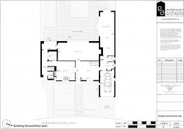 ground floor extension plans single storey extension in surrey council extension architecture
