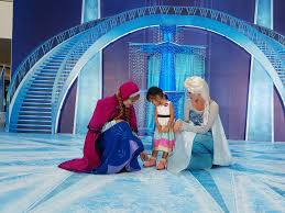 frozen wallpaper elsa and anna sisters forever disney frozen forever meet greet the royal sisters digital filipina