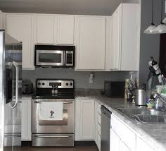 st charles kitchen cabinets oak cabinets painted white updates new town st charles home