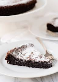 gluten free dairy free chocolate olive oil cake