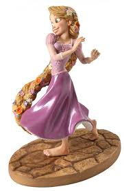wdcc disney classics tangled rapunzel braided 4021352
