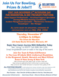 behavioral health hiring event direct support positions more description