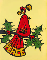 surf artist heather brown releases two new christmas cards for 2014 o