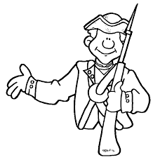 coloring pages of british redcoat soldiers coloring home