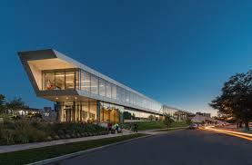 Dan Perkins Roofing by Perkins Will Office Archdaily