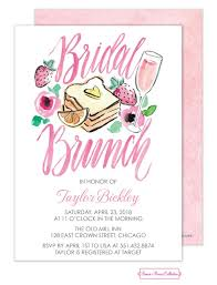 bridal shower brunch invitations bridal shower brunch invitation printswell
