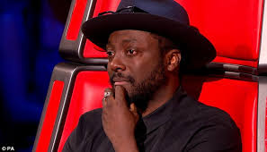 Black Blind Musician Will I Am And Fellow Judges Reduced To Tears On The Voice Uk After