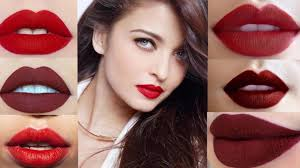 Shaeds Of Red by 50 Shades Of Red Shades Of Red Lipstick Youtube