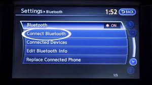 2013 infiniti fx bluetooth streaming audio if so equipped
