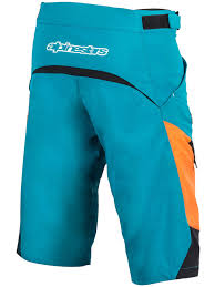 alpinestars ocean bright orange 2017 stella drop 2 womens mtb
