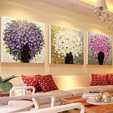 lavender painted walls royal wall decoration hand painted paintings home designing