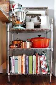 small kitchen shelving ideas best 25 metal kitchen shelves ideas on industrial