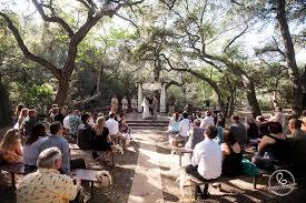 outdoor wedding venues in orange county southern california wedding venue oak nature center