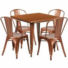 Square Bistro Table And Chairs 79 Best Restaurant Tables And Chairs Images On Pinterest