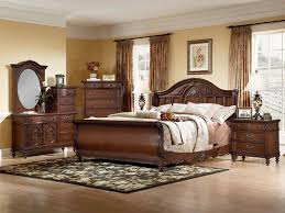 Elegant King Size Bedroom Furniture Bedroom Contemporary Bedroom Design With King Size Sleigh Bed