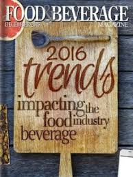 what will be the next menu trend in 2016 food u0026 beverage