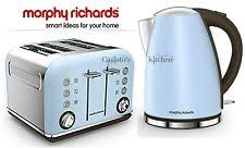 Morphy Richards Toasters And Kettles Morphy Richards Tea Kettle U0026 Toaster Sets Ebay