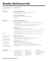 different resume types resume types venturecapitalupdate