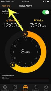 how to use the new bedtime clock in ios 10 to make sure you always