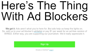 Blockers Ad Reddit S Technology Subreddit Ponders Banning Wired Forbes For