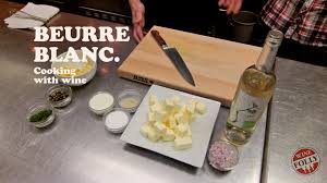 Beurre Blanc Sauce Recipe by Easy Beurre Blanc Recipe Wine Folly