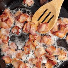 Warm Warm Bacon Vinaigrette Recipe Myrecipes