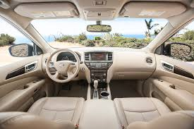 silver nissan inside 15 three row luxurious crossovers and suvs for families