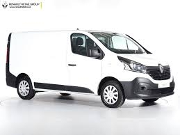 renault trafic 2017 nearly new renault for sale trafic sl27 dci 120 van white