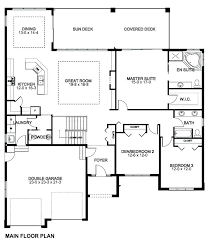 one house plans single level open floor plans one level open floor house plans just