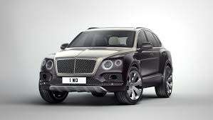 bentley introduces the bentayga mulliner the ultimate luxury suv