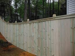 wood fences keystone fence company inc