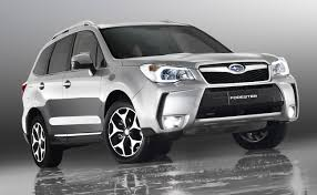 subaru suv price subaru forester review and photos