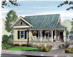 blueprint quickview front small one story cottage 2 car garage