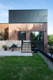 appareil architecture designs a single family home in montreal canada