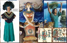Aztec Halloween Costume Chalchiuhtlicue Halloween