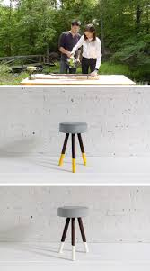 Home Made Modern by Best 25 Concrete Stool Ideas Only On Pinterest