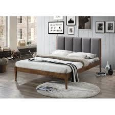 Wooden Platform Bed Frame Modern Platform Beds Allmodern