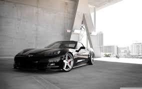 corvette wallpaper black chevrolet corvette z06 4k hd desktop wallpaper for 4k