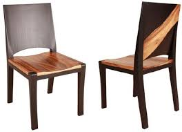 Contemporary Dining Chairs Designs - Wood dining chair design